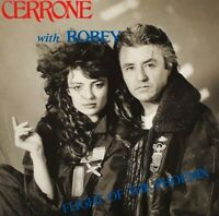 "Cerrone With Robey-Flight Of The Phoenix 7"" Single.1987 Palass PR 888 304 8."