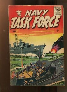 NAVY TASK FORCE #8 (4.0) DEFEAT OF THE JAPANESE ARMY! 1956