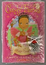 Candy Fairies Series: Magic Heart by Helen Perelman Gift Set With Heart Necklace