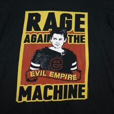 RAGE AGAINST THE MACHINE EVIL EMPIRE CONCERT TOUR TEE T SHIRT Sz Womens L
