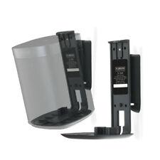 Flexson Swivel Wall Bracket Mount for Sonos ONE/SL/PLAY1 Pair Black FLXS1WM2021