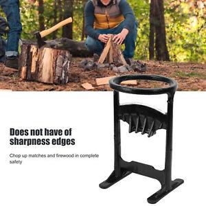 Heavy Duty Firewood Wood Splitter Kindling Cracker Wedge Manual Log Home Steel