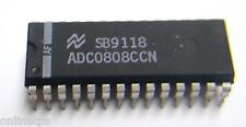 2 Pc ADC0808 Analog to Digital Converter IC for Microcontroller Project Circuit