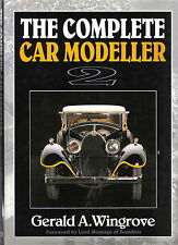 Complete Car Modeller No.2 Tools Chassis Engine Bodywork Finishing Wingrove 1991