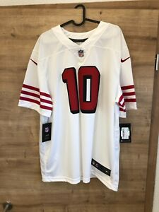 Jimmy Garoppolo #10 San Francisco 49ers Nike Color Rush Limited NFL Trikot XL