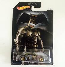 HOTWHEELS BATMOBILE BATMAN vs SUPERMAN ( DAWN of JUSTICE ) MAD MANGA - HOT