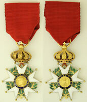 DECORATION – FRANCE – LEGION D'HONNEUR – NAPOLEON III – MAISON PLATT