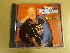 CD / HENK WIJNGAARD - DA'S LEUK