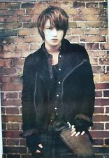 "JEJUNG ""STANDING BY A BRICK WALL"" POSTER - JYJ, TOHOSHINKI, TVXQ, K-Pop Music"