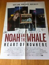 lyric poster art typography print 4 sizes NOAH AND THE WHALE 5 Years Time