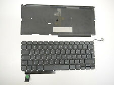"Israel USED Keyboard & Backlit for MacBook Pro 15"" A1286 2009 2010 2011 2012"