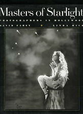 Masters of Starlight - Photography in Hollywood - David Fahet, Linda Rich