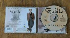 Rabito Sinceridad CD - 1999 - FPCD-9776