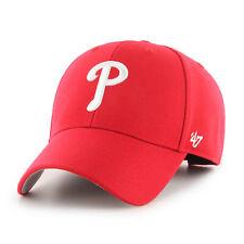 47 BRAND Relaxed Fit Cap - MVP Philadelphia Phillies rot