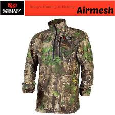 Stoney Creek Mens Duck Hunting L/s Airmesh Shirt -realtree Xtra Camo 7608 Small