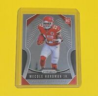 2019 Panini Prizm Mecole Hardman Jr ROOKIE CARD Kansas City Chiefs #345 RC 🔥
