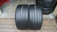 2x Summer Tyres Yokohama Advan Sport V105 295/35/21 R21 107Y Extra Load N2
