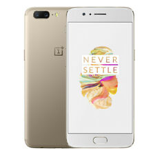 OnePlus 5 Smartphone Android 7.1 Snapdragon 835 Octa Core Touch ID 6GB 64GB Gold