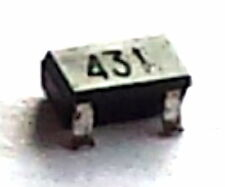 4 pieces -TL431A TL431 SOT-23 VOLTAGE REFERENCE – ref: 218