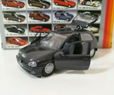 GAMA 1/43 Opel Corsa GSi 3 Portes Réf 51025 Anthracite