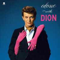 Dion	Alone With Dion + 2 Bonus Tracks (New Vinyl)