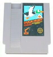 Duck Hunt - Original NES Nintendo Light Gun Game - Tested + Working & Authentic!