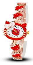Hello Kitty Watch Children's Watches Kids Watches Cute Cartoon Watch Gift