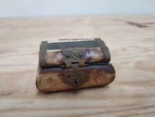 luxurious engagement ring box vintage bone unique metal unique