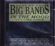 BEST OF THE BIG BANDS IN THE MOOD | VOLUME FOUR |  CD-Album - 16 Tracks