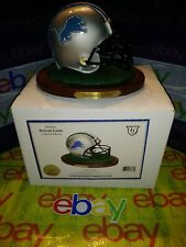 Detroit Lions Limited Edition Replica Figurine The Memory company New N Box