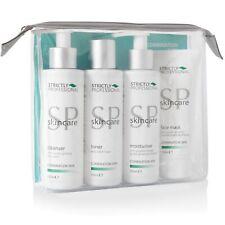 Strictly Professional Facial Care Kit Combination Cleansr Mask Moisturiser Toner