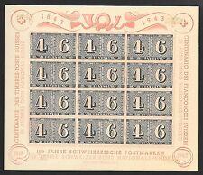 Switzerland Block Stamps