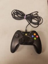 PowerA Wired Pro Ex Controller For Xbox 360 Black 1414135-01 Gamepad 3E