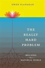 The Really Hard Problem: Meaning in a Material World (Bradford Books), Owen J. F