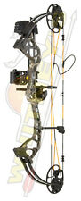 Fred Bear Archery Royale Bow with RTH Package in Truetimber Strata-Right Hand/RH