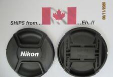 Nikon 72mm Front Lens Cap (LC-72 style)