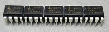 ICL7660SCPAZ IC REG SWTCHD CAP INV RATIO 8-DIP Pack of 5
