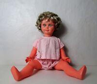 ancienne poupée ELVE 67 cm
