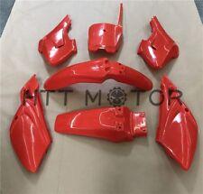 7 PCs Red Plastic Fairing Body Cover Kits For Baja Dirt Runner 125