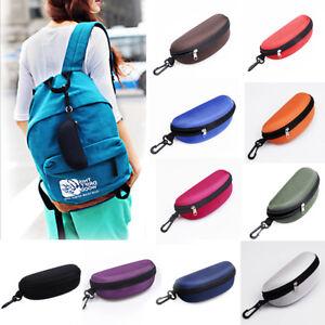 Sunglasses Case Care Bag Hard Plastic Care Eyeglass Cases Glasses 11 Colors Cool