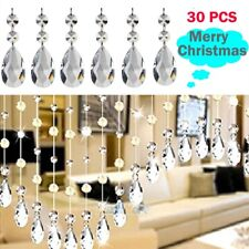 30pcs Christmas Drops Ornaments Festival Party Xmas Tree Hanging Decorations