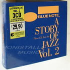 VARIOUS ARTISTS - BLUE NOTE A STORY OF JAZZ VOL.2 PLATINUM - 3 CD Sigillato