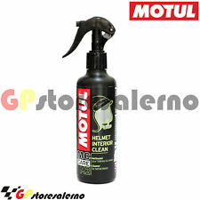 M2 HELMET INTERIOR CLEAN PULITORE IGIENIZZANTE INTERNO CASCO MOTUL MOTARD
