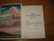 The Cloudspotter's Guide By Gavin Pretor-Pinney.SIGNED COPY,H/B,2006