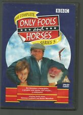 ONLY FOOLS AND HORSES - COMPLETE SERIES 5 - UK REGION 2 DVD