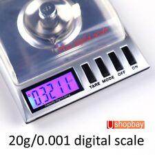 Diamond Pocket Digital Scale 20g/0.001 High Precision 20gm/0.001
