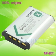 Genuine Original Sony NP-BX1 Battery for Cyber-Shot DSC-RX100 RX100 RX1 BX1 3.6V