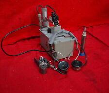 HDER G-01 Dual-Probe Geiger Counter Radiac Beta Gamma Meter w/Manual Preppers #5