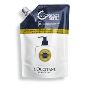 L'OCCITANE's Shea Verbena Hands & Body Extra-Gentle Lotion Refill