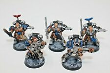Warhammer Space Marine Sternguard Veteran Squad Well Painted - JYS7